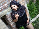 AaleyahMuslim show anal naked