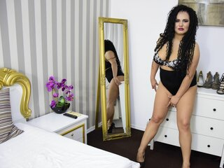 SharonDiva nude show toy